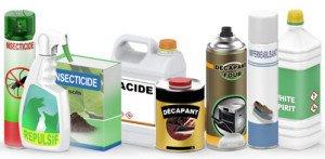 matières dangereuses-domestiques-Dangerous Goods